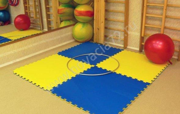 Дитяче підлогове покриття