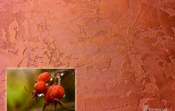 Оздоблення стін декоративною