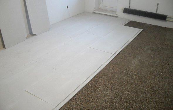 як зробити нову підлогу в