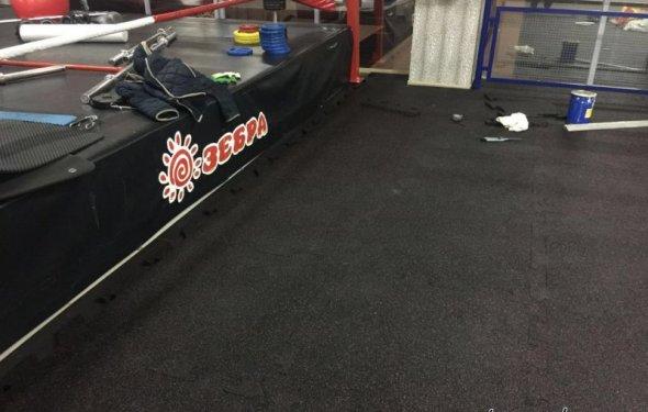Резиновые ковры для пола