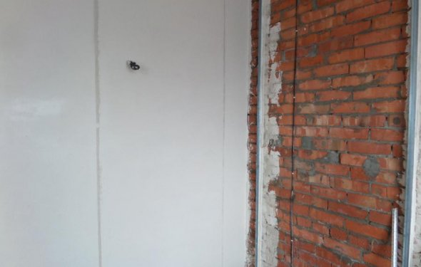 Штукатурка стен гипсовой