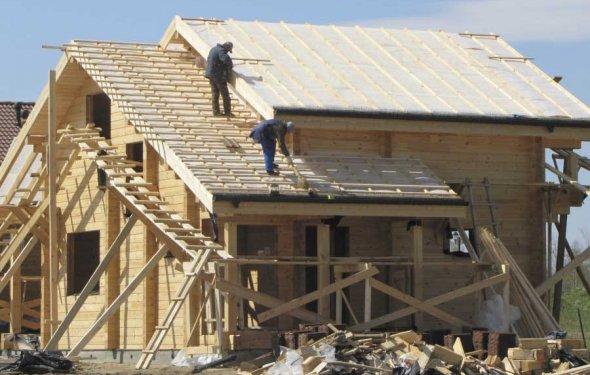 Будівельні роботи в