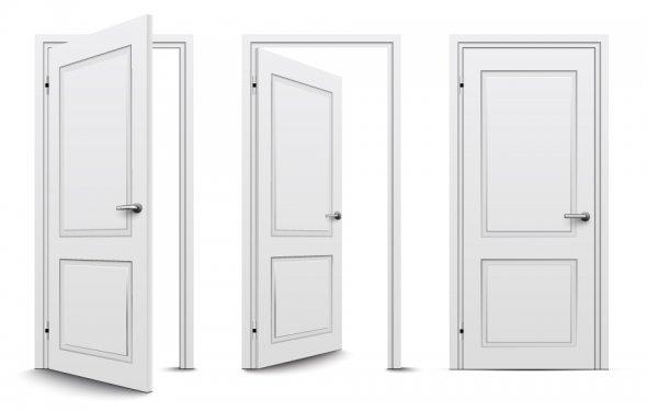 Установка коробки двери своими