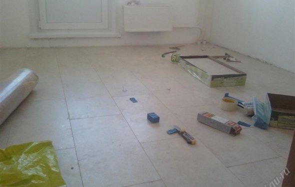 Вирівнювання підлог під
