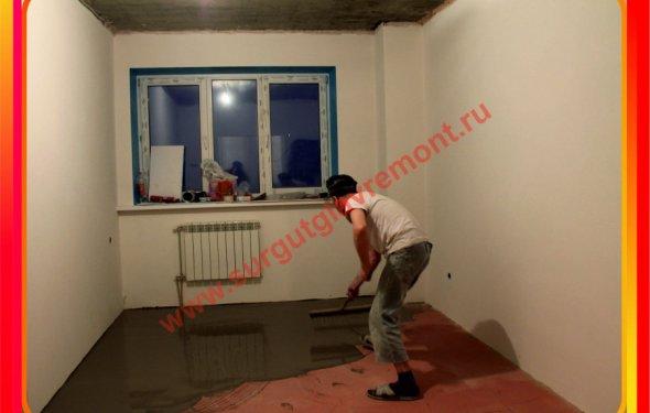 заливка підлоги