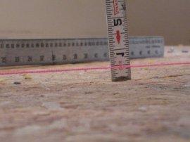 що робити якщо підлога нерівна
