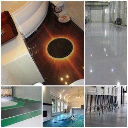 Що таке полімерна наливна підлога?