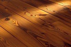 Дерев'яна підлога з масиву