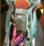 Електрична вібраційна машинка для шліфування