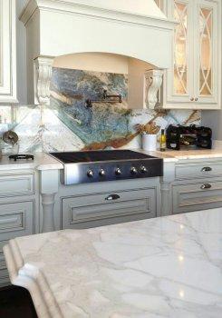 Кухонний фартух з кварциту