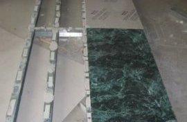Ламінований гіпсокартон, гіпсовініл або гіпсоліт - гіпсокартон кольоровий, обклеєний вініловим покриттям