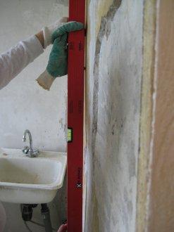 Штукатурка стін під фарбування