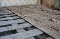 стару підлогу
