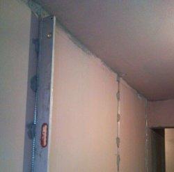 рівень для вирівнювання стін